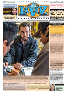 Read La Voz current issue