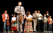 Mariachi Camp performance